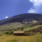 Pista Altomontana dal versante Etna-Sud