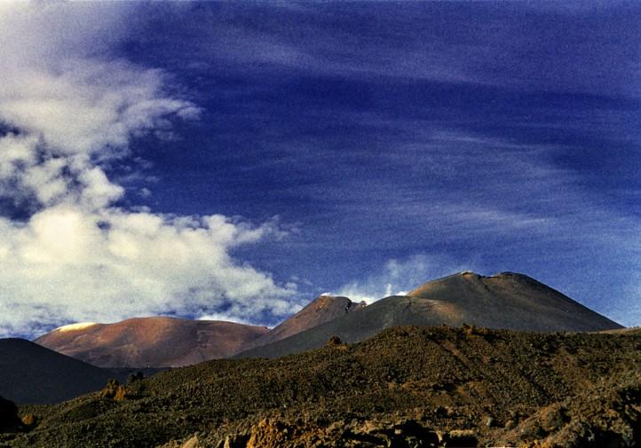 L'area sommitale dell'Etna - © pietronicosia.it