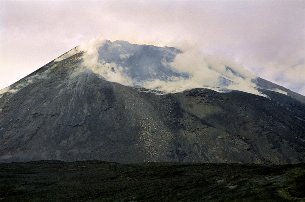 Etna, cratere di Sud-Est