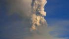 Emissione di ceneri e vapori - © pietronicosia.it