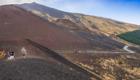 Il caratteristico profilo della Schiena dell'Asino visto dai Crateri Silvestri - © pietronicosia.it