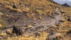 Il greto di un torrente stagionale eroso dal lavorio delle acque - © pietronicosia.it
