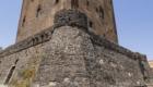 Adrano, il castello normanno edificato in pietra lavica - © pietronicosia.it