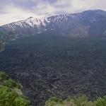 Etna la geologia