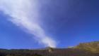 L'Etna fumante, visto dall'interno della Valle del Bove - © pietronicosia.it