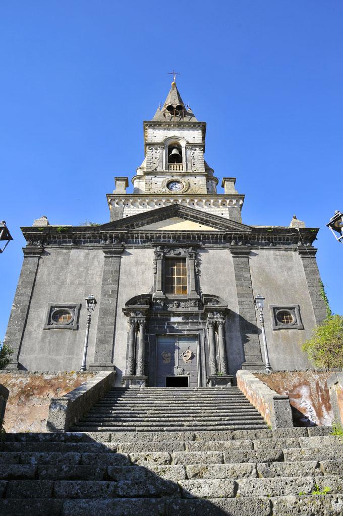 La chiesa Madre di Trecastagni - © pietronicosia.it