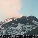 Bollettino INGV sull'Etna del 4 novembre 2014