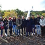 Parco dell'Etna, universitari aspiranti giornalisti in visita