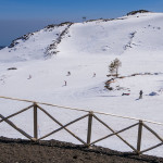 Etna, weekend sulla neve