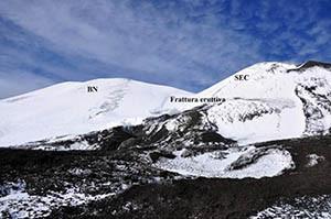Immagine tratta dal Bollettino INGV