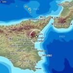 Etna: evento sismico magnitudo 2.4