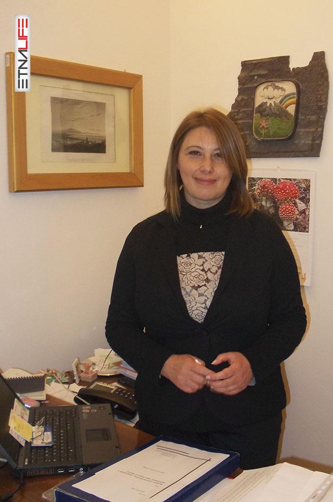 Marisa Mazzaglia, Presidente del Parco dell'Etna - © Etnalife