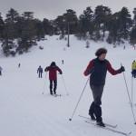 Etna, domenica di carnevale sulla neve