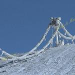 Etna: tempo bello, weekend sulla neve