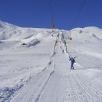 Neve, Etna: si scia a Piano Provenzana e al Rifugio Sapienza