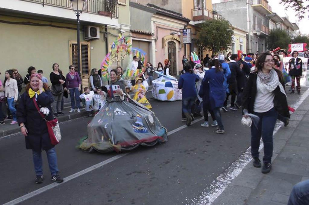 Belpasso, il carnevale