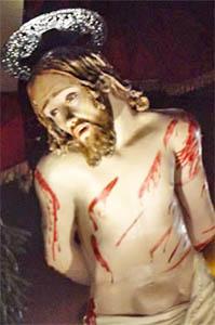 Bronte, il Cristo alla Colonna