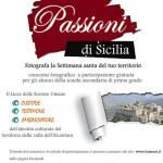 """Castiglione, concorso fotografico """"Passioni di Sicilia"""""""