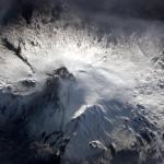 Etna, nuova straordinaria immagine dallo spazio