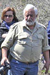 Luigi Lino del Fondo Siciliano per la Natura
