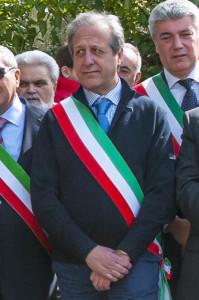 Totò Mastroianni, sindaco di Santa Maria di Licodia e Vicepresidente del Parco dell'Etna - © pietronicosia.it