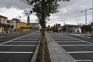 Piazza del Popolo - © Immagine tratta dal sito internet del Comune di Pedara