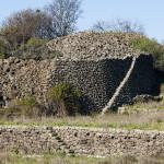 Belpasso, sentiero CAI dalle torrette a Monte  Manfré