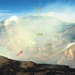 Bollettino settimanale INGV sull'Etna del 5 maggio 2015