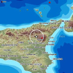 Sciame sismico nel versante nord dell'Etna