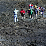Etnalibera consegna al Parco dell'Etna il documento sulla libera fruizione dell'area sommitale