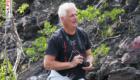 Etna. Il vulcanologo dell'INGV di Catania Boris Behncke - © pietronicosia.it