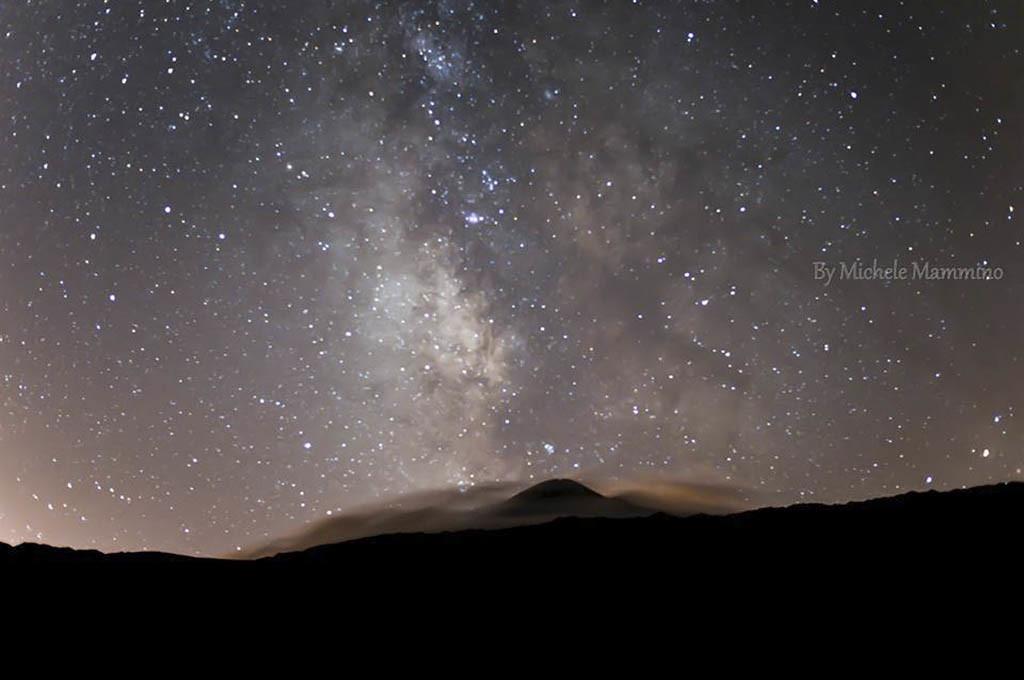Il Nord-Est e la Via Lattea - © Foto Michele Mammimo