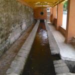 Santa Maria di Licodia, restaurato l'antico lavatoio