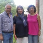 Neosindaco Milo, Alfio Cosentino, in visita istituzionale al Parco dell'Etna