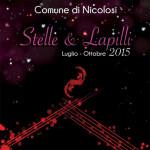 "Nicolosi, ""Stelle e Lapilli 2015"""
