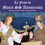 Pedara, festa patronale in onore di Maria dell'Annunziata