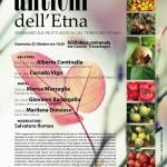 Antichi frutti dell'Etna, domenica seminario a Trecastagni