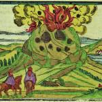 """L'Etna nelle """"foto"""" degli ultimi 500 anni"""