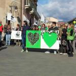 Parco dell'Etna in marcia per il clima