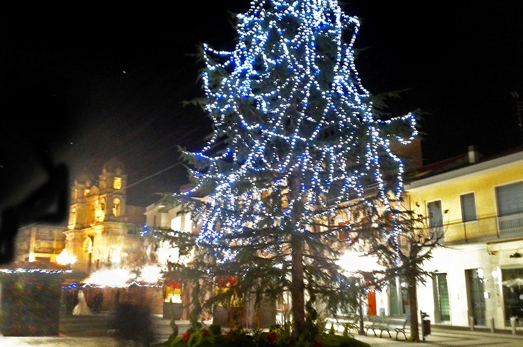 I mercatini di Natale a Zafferana Etnea