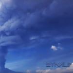 Etna, parossismo di oggi. Aggiornamento