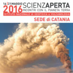 """Incontri con il pianeta terra: dal 16 al 21 maggio """"Scienzaperta"""" all'Ingv"""