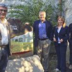 Etna, visita dell'ambasciatore degli Stati Uniti in Italia John Phillips