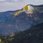 """Etna, la Bocca Nuova che """"sprofonda"""""""