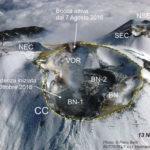 Bollettino settimanale Ingv sul monitoraggio vulcanico, geochimico e sismico dell'Etna
