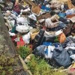 Discariche sull'Etna: nuova multa da 1.800 Euro
