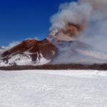 Etna: colata lavica a 2.850 metri nel versante sud. Prosegue attività stromboliana