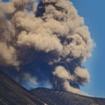 Etna, studio sulla caduta delle ceneri
