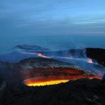 Monitoraggio Etna, bollettino Ingv del 4 aprile 2017