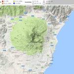 Monitoraggio Etna, bollettino Ingv del 25 Luglio 2017